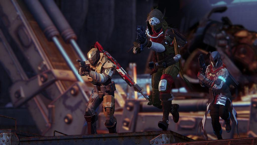 Destiny: The Taken King sets new record for day-one downloads on PS4 https://t.co/7quwY4mcPO http://t.co/mGJ4X4OLA0