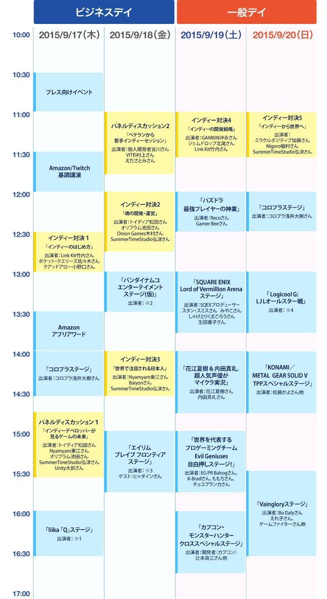 【白猫】浅井Pの新キャラ会議とは!?東京ゲームショウTwitchブースにて明日(9/20)12時より浅井Pが登場!【プロジェクト】