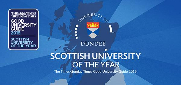 We've won Scottish University of the Year in The Times/Sunday Times Good University Guide 2016 http://t.co/1xHcllWBWD http://t.co/bBuiVzxG4X