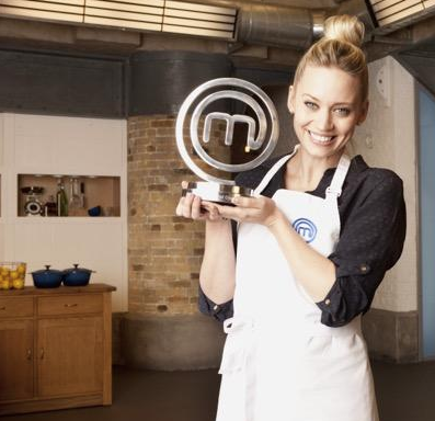 RT @healthymag: Got a question for Celebrity Masterchef winner @kimberlykwyatt? Tweet us! We're putting them to her next Tuesday http://t.c…