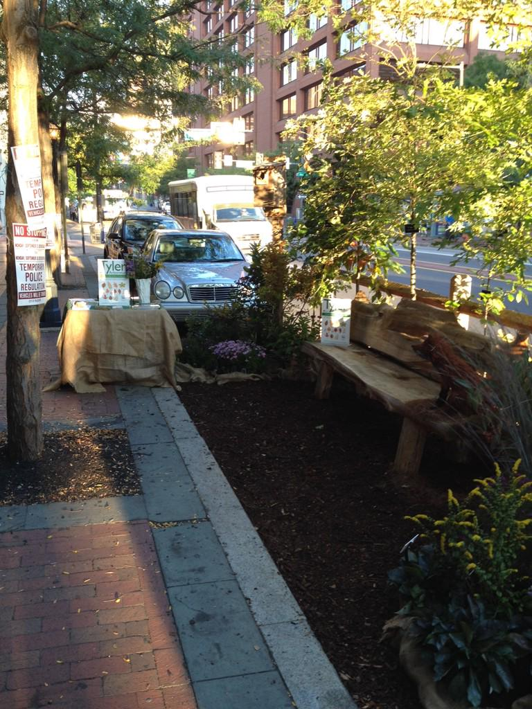 @parkingdayphila we are outside Fox29 and looking fine! http://t.co/iovg1TNqwe