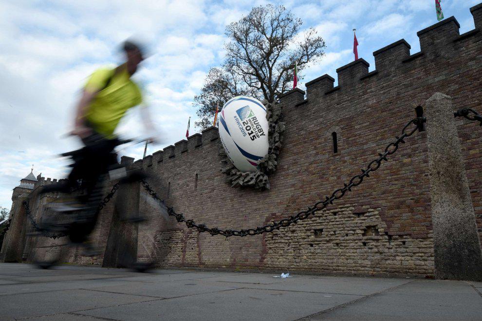 Coppa del Mondo di Rugby 2015: come vedere le partite in streaming e in tv.