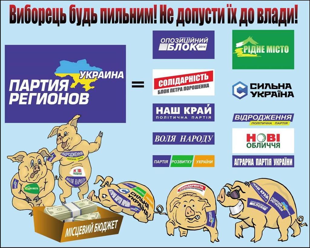 """И.о. мэра Днепропетровска заявила, что пойдет на выборы от партии """"Наш край"""" - Цензор.НЕТ 3505"""