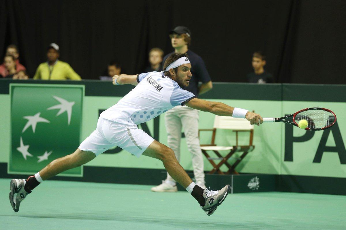 Leo - Copas Davis vs BEL