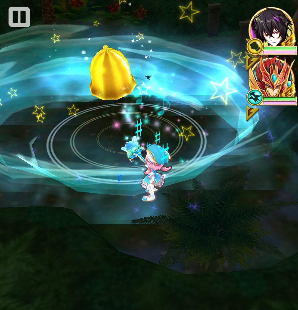 【白猫】リンベルは超範囲のS2に味方も守れる防御バリアが面白い!脅威の被ダメ75%カットでサポート!【プロジェクト】