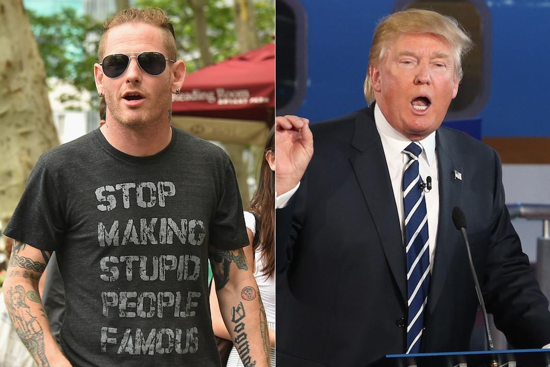 Bildergebnis für Trump kidding