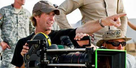 Il regista Michael Bay.