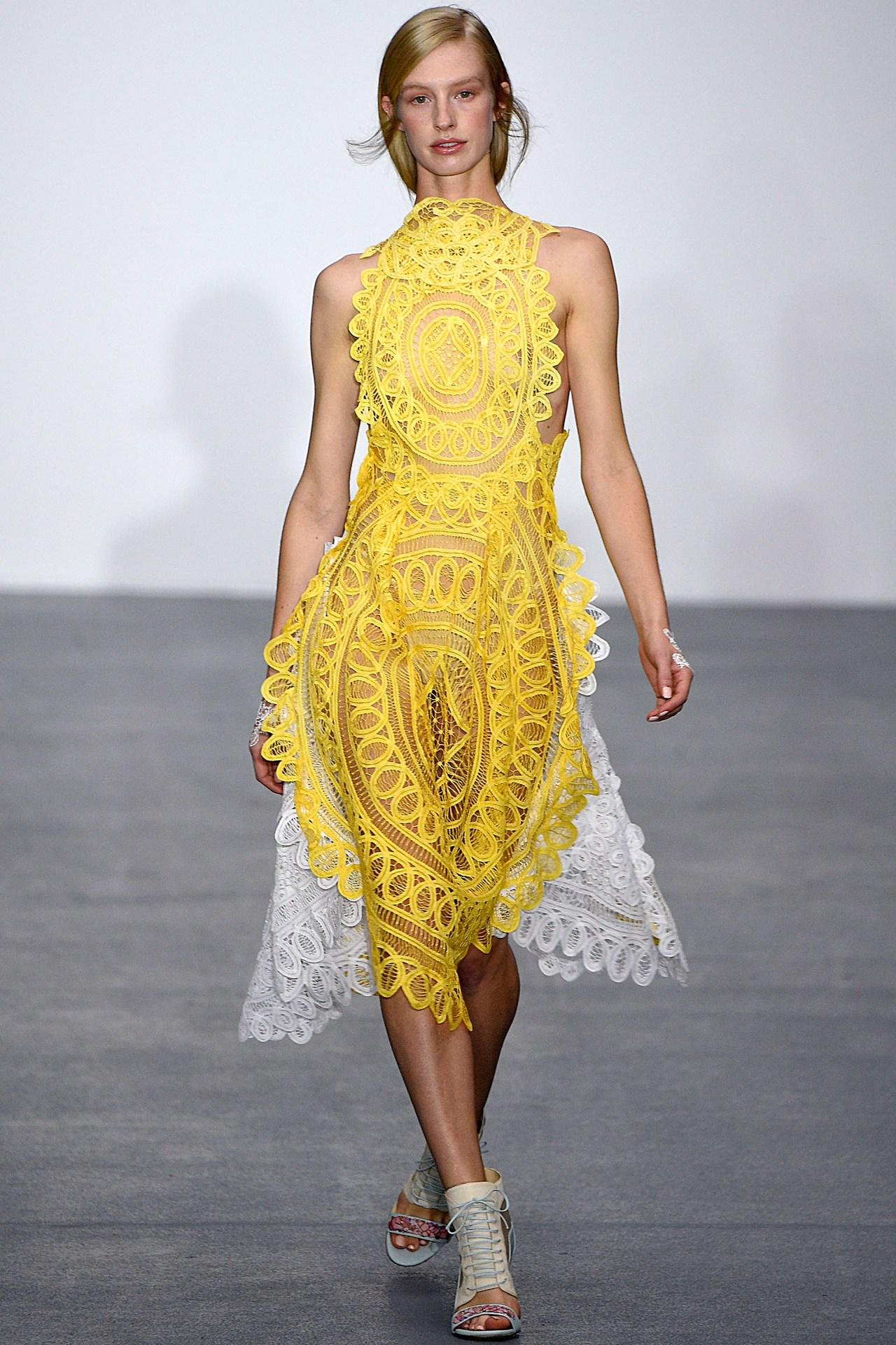 London Fashion Week is well underway! See every look from today's ...