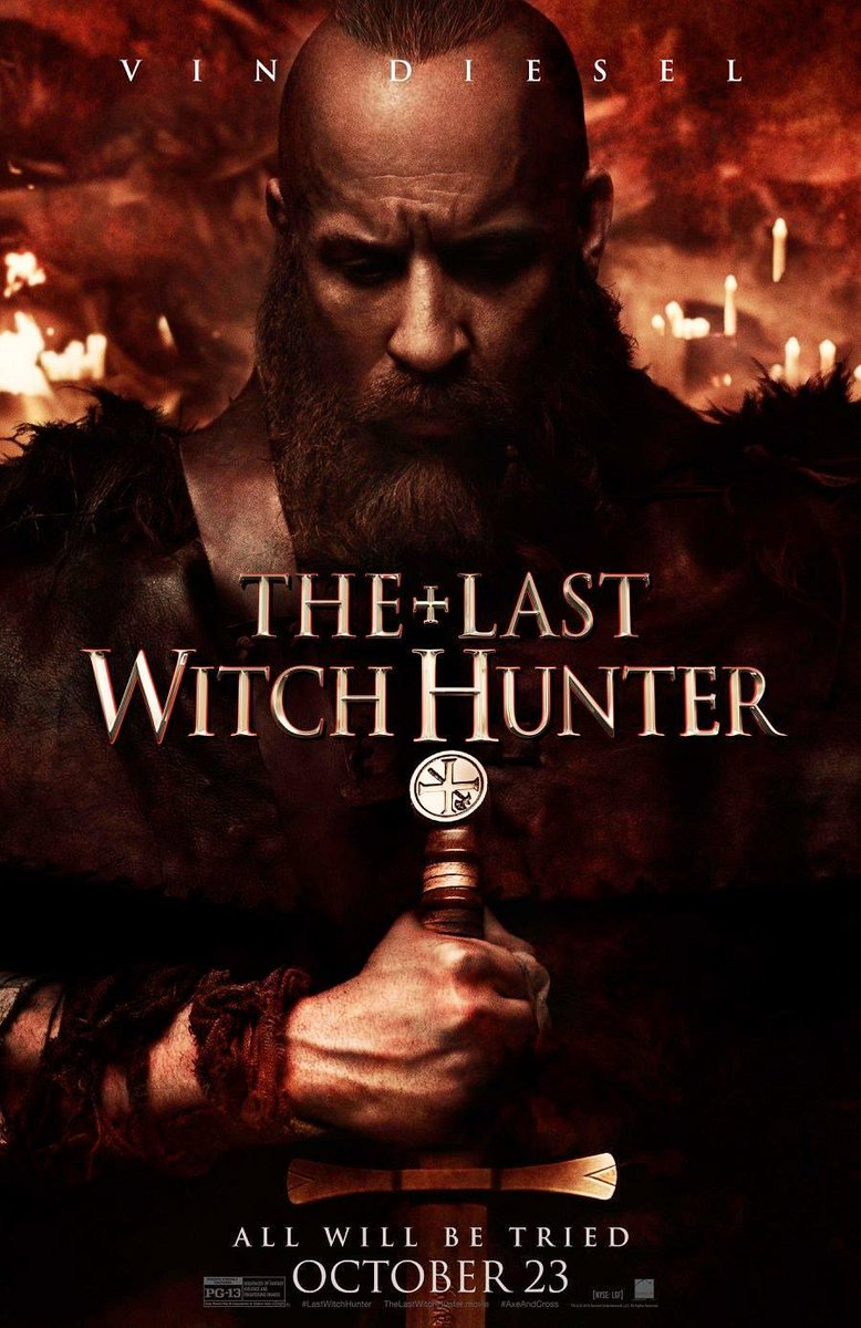 The Last Witch Hunter - Trailer #2 1