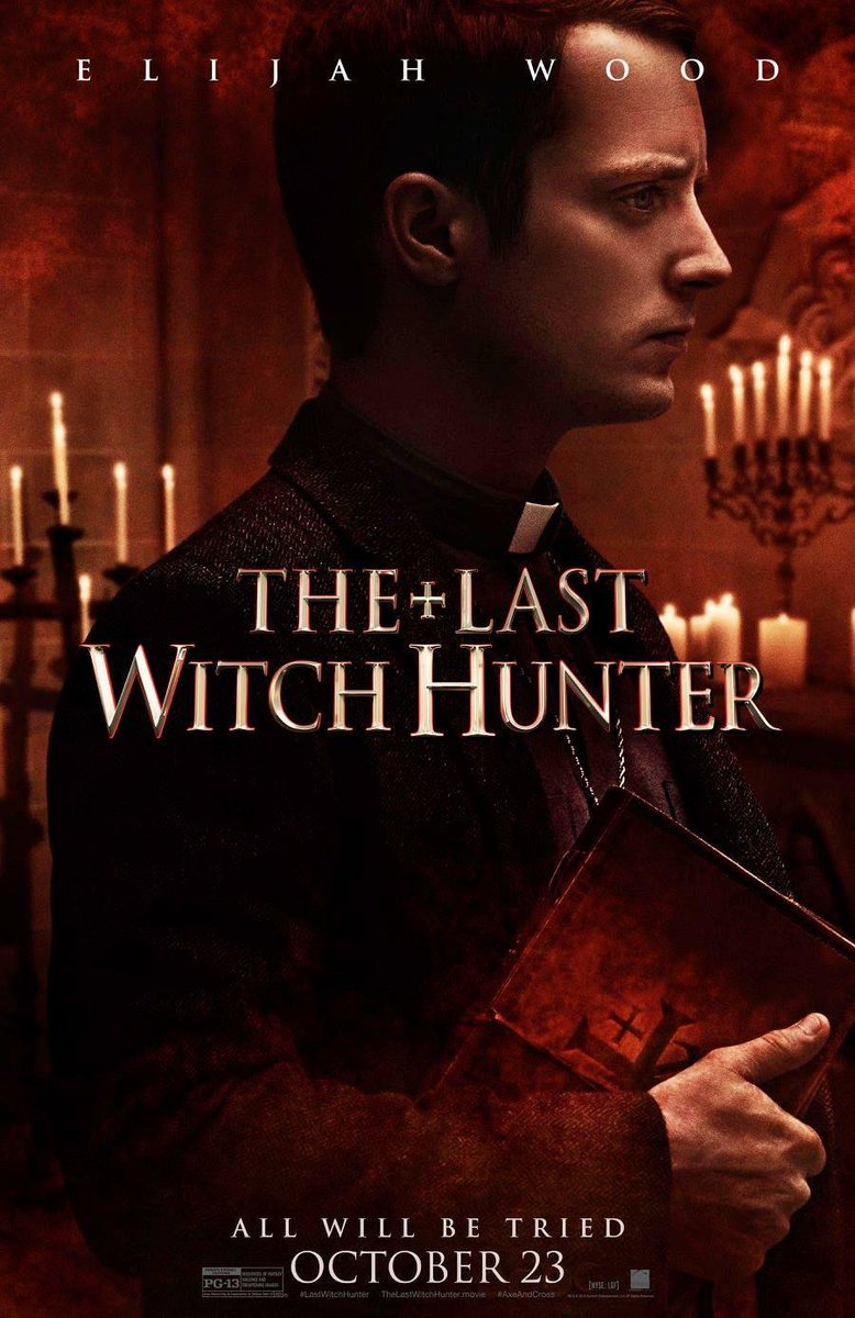 The Last Witch Hunter - Trailer #2 3