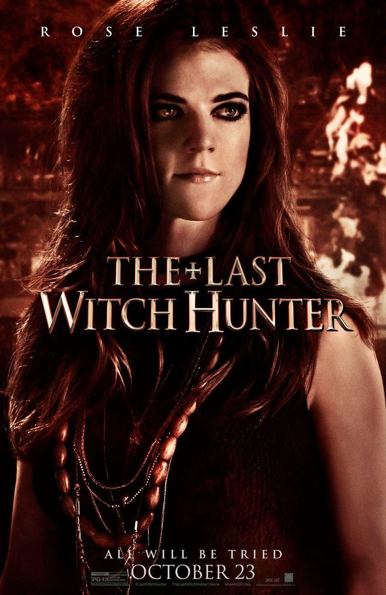 The Last Witch Hunter - Trailer #2 2