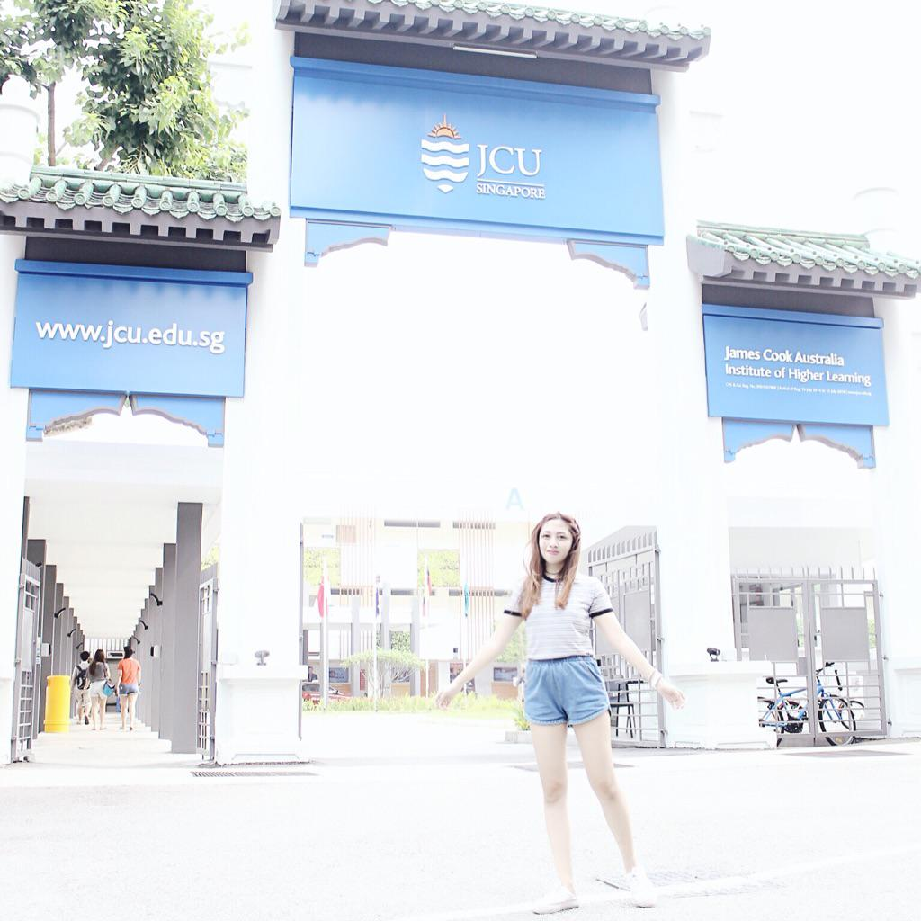 today was the last day, to study here, in the place, that i'll miss the most.. james cook university singapore. :' http://t.co/2f53MOiWx9
