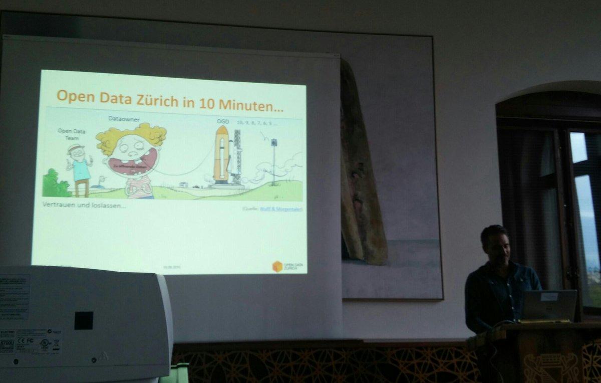 .@opendatazurich: Wie das Öffnen von Daten oft funktioniert! #SOGIForum http://t.co/vht2DDcSb1