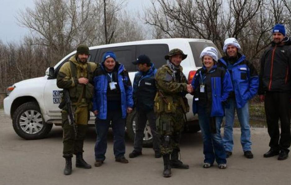 """""""Тройка"""" ОБСЕ: На Донбассе создаются условия для политического процесса - Цензор.НЕТ 3255"""
