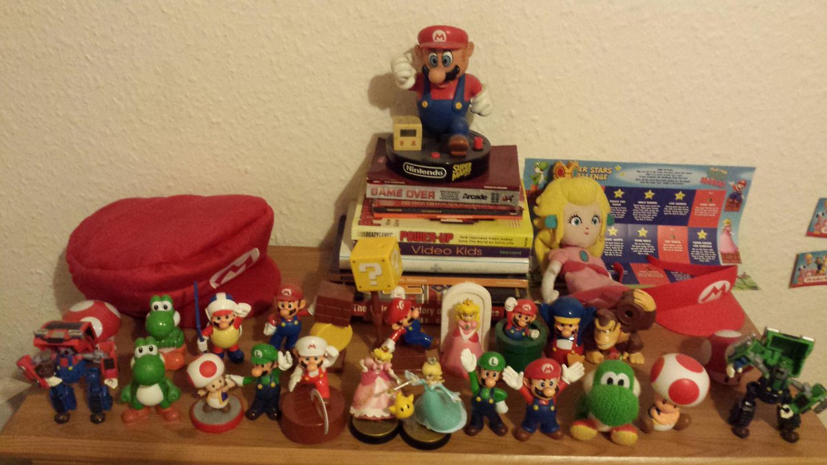 It's Mario's 30th Birthday!  And General Mario Chat CPN2yq3WEAAiz-h
