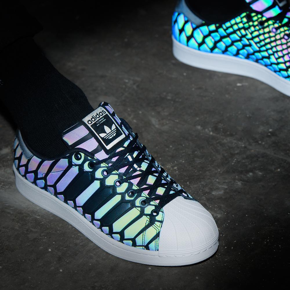 adidas superstar shoes light up