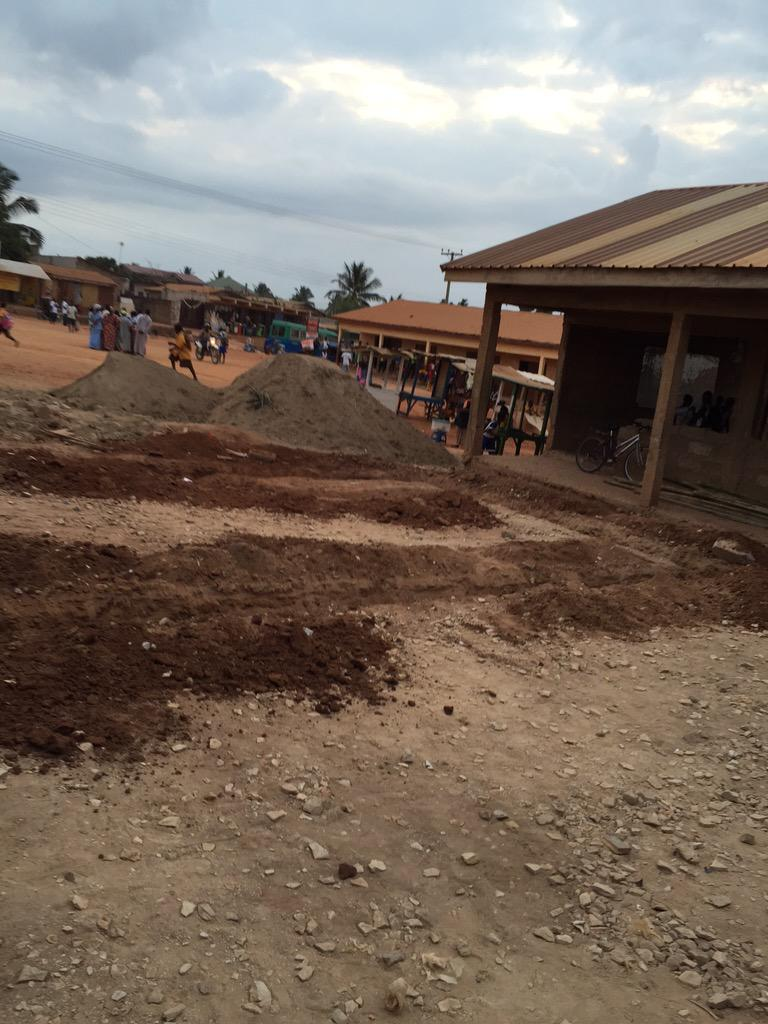 Construction work has started. #NVDay15 and Latest contributions are from @Amegaxi and Brafie Developers. http://t.co/uoeXhJeZ7G