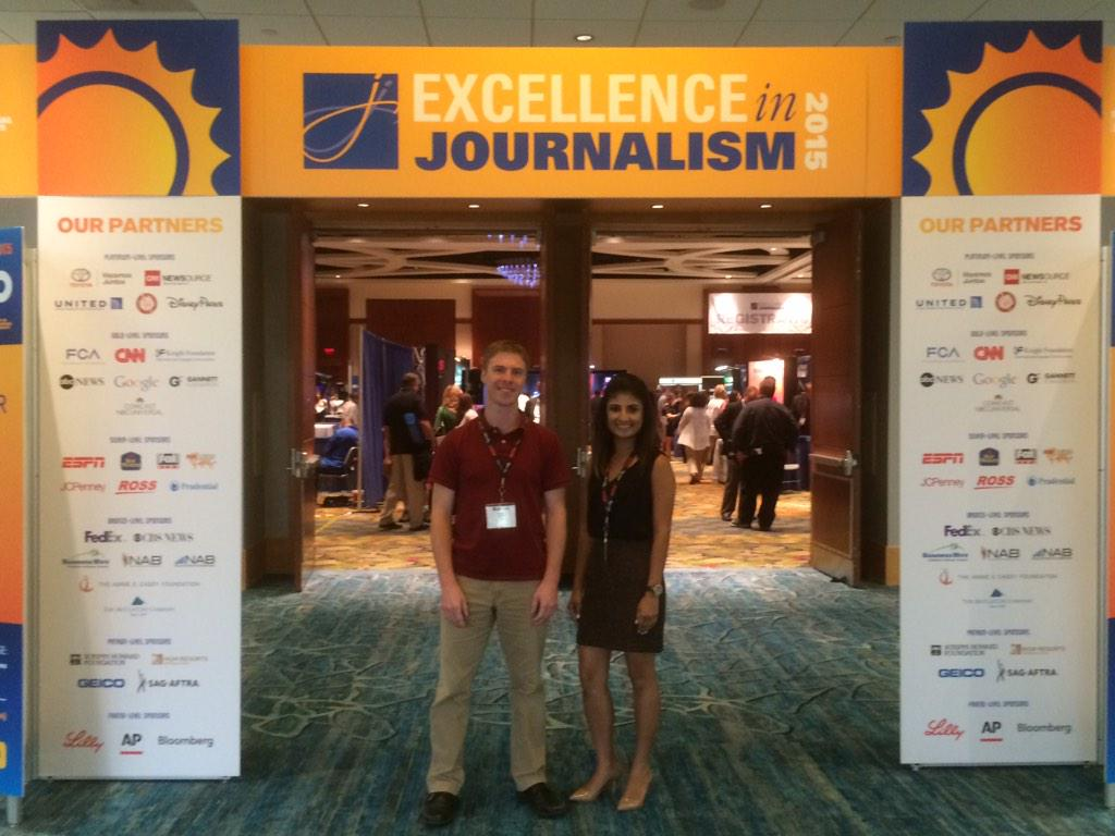 Enjoying #EIJ15 in Orlando with @SyedaHasan887 http://t.co/TF7fKD7Oio