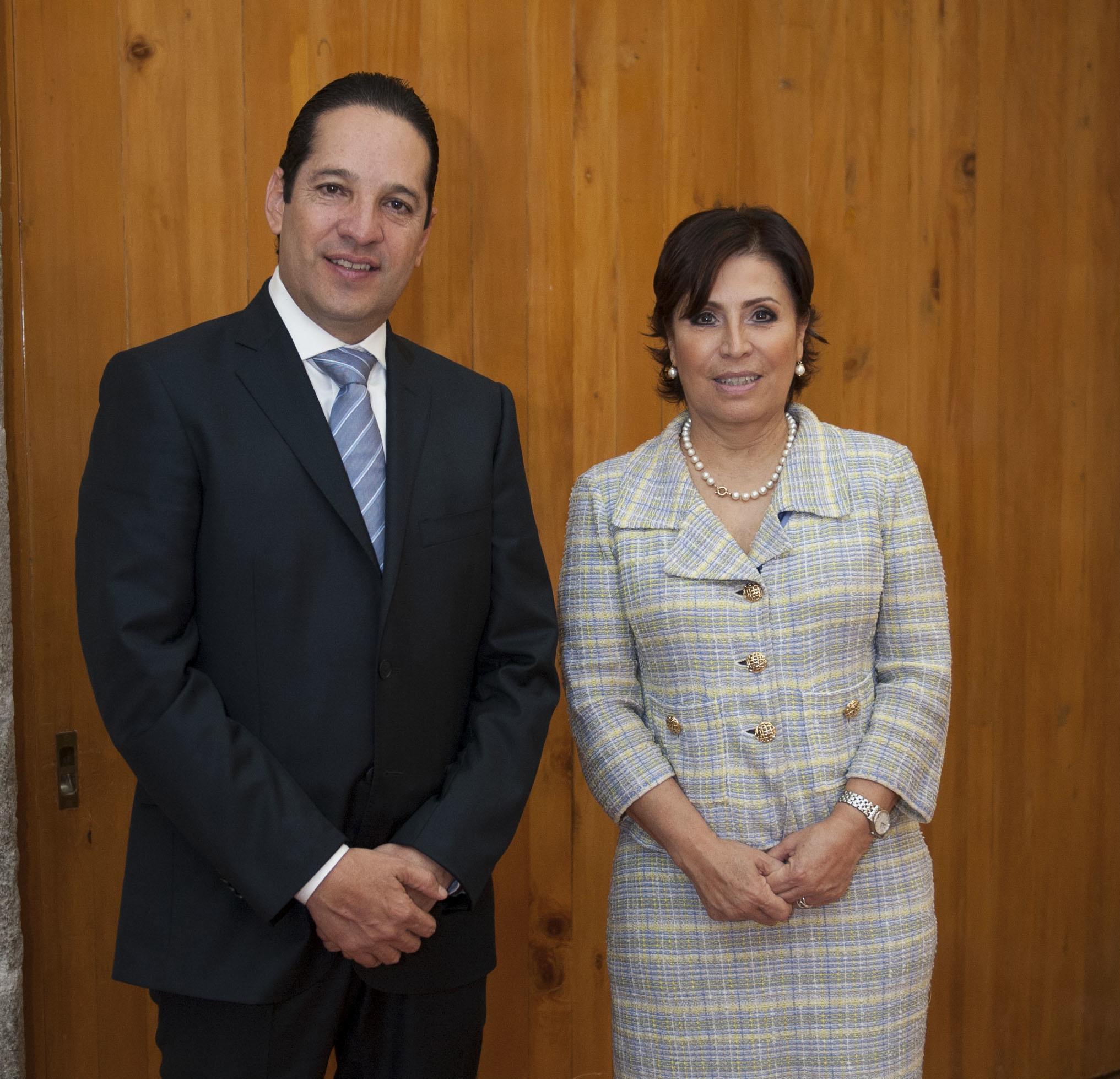 """Rosario Robles: Rosario Robles On Twitter: """"Reunión Con El Gob. Electo De"""