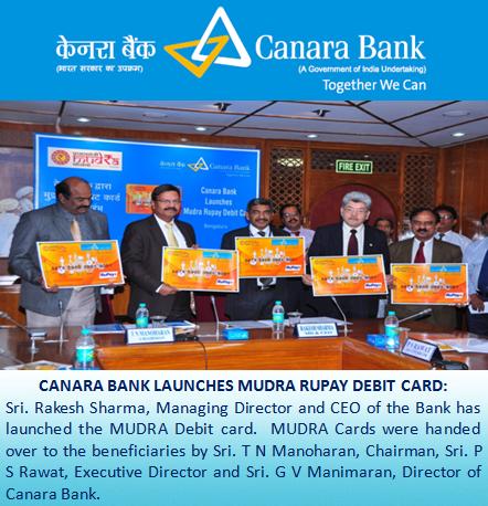 Canara bank forex card rates