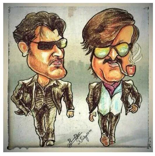 Do you want to know what is screen presence, watch their movies. KING AND THE KINGMAKER. #DearKiddosMakeWayForThala56 http://t.co/2q2M9sbhfd