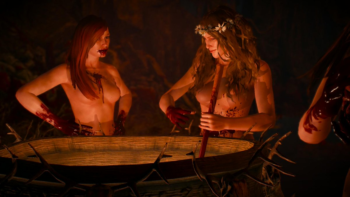 порно ведьмы шабаши онлайн