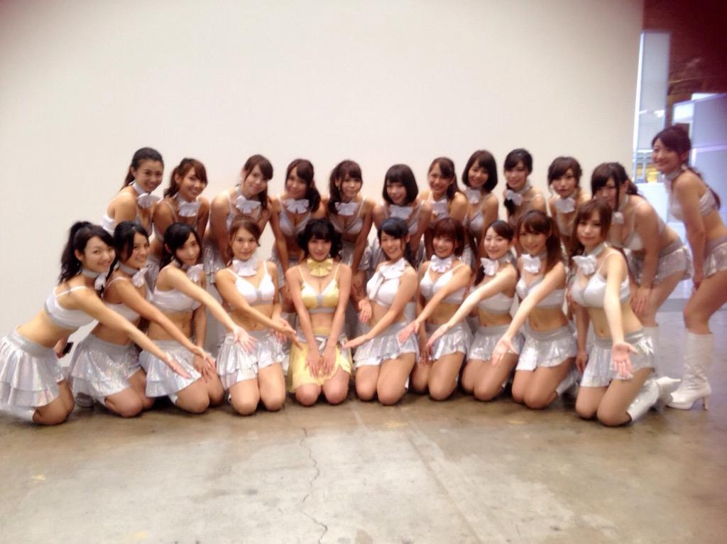 明日ぃょぃょ最終日( ・∀・) 思ぃ残す事なぃょぅにいっぱぃ楽しもぅ♡ Xperia TGS2015pic.twitter.com/ciqJksRwoz