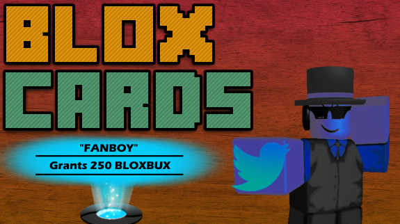 Blox Cards Official on Twitter: