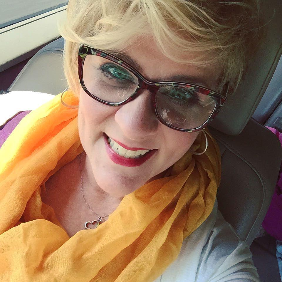 Selfie Maria Lyman