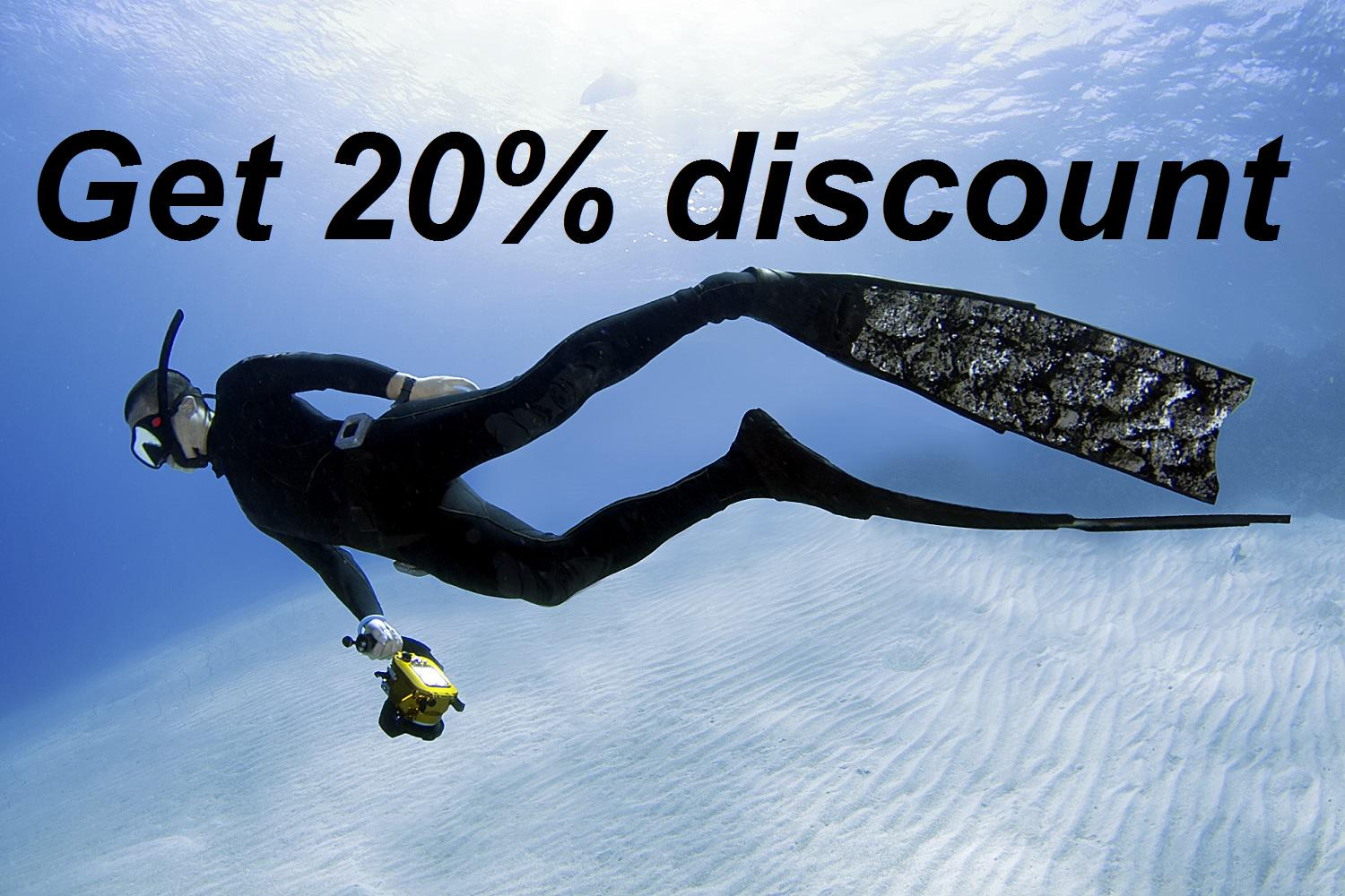 Shop with the excellent LeaderFins promo codes & offers at a discount price.