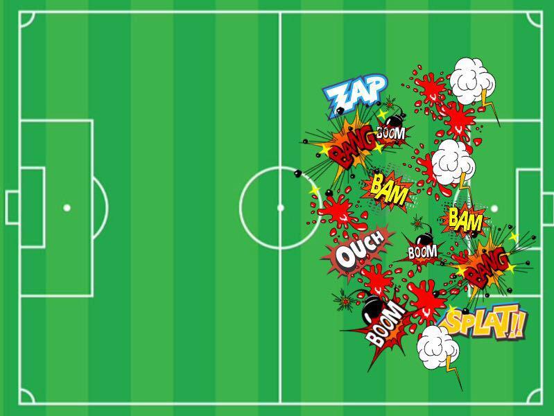 Diego Costa heat map   #CFC #CFCvAFC #bbcfootball http://t.co/XkeadmdzNF