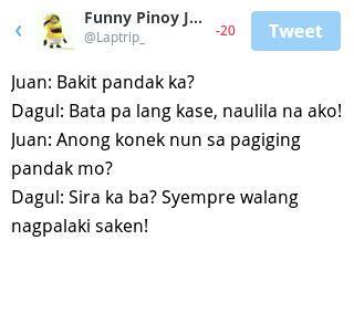 Media Tweets by Funny Pinoy Jokes™ (@Laptrip_)   Twitter