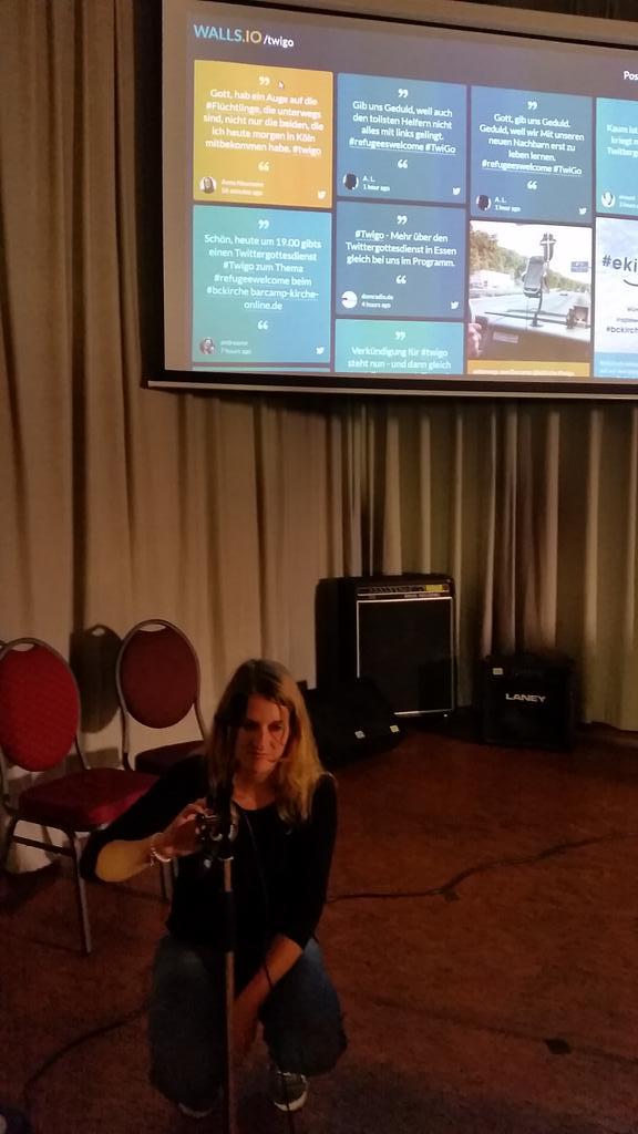 Soundcheck im Unperfekthaus für den Twittergottesdienst heute um 19.00 Uhr  #twigo #bckirche http://t.co/xJP53qXNm6 http://t.co/NOhouzW6kp