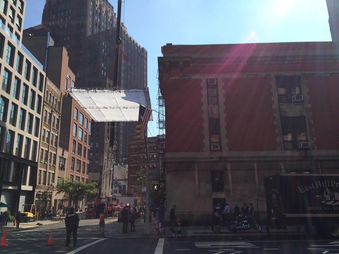 Well it looks like the firehouse is going to be in the Ghostbusters reboot after all http://t.co/digduHwnG4