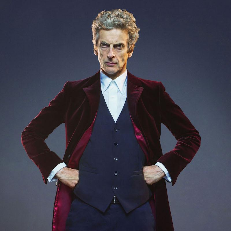 12th Doctor Jacket