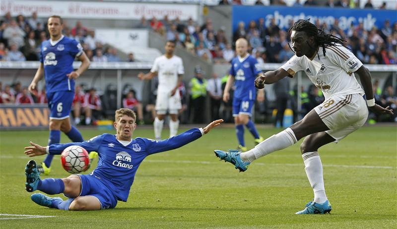 Video: Swansea City vs Everton