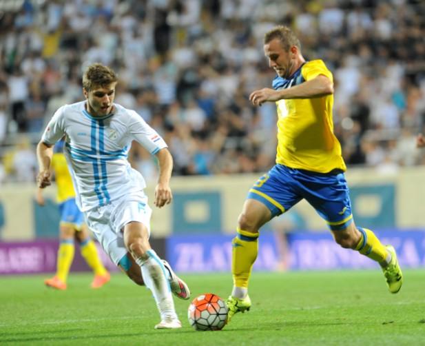Ristovski marks an Inter player