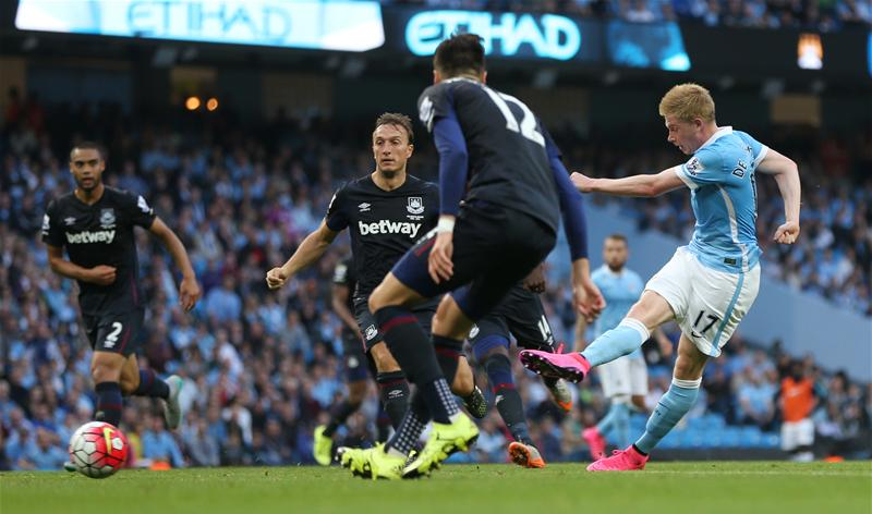 Video: Manchester City vs West Ham United