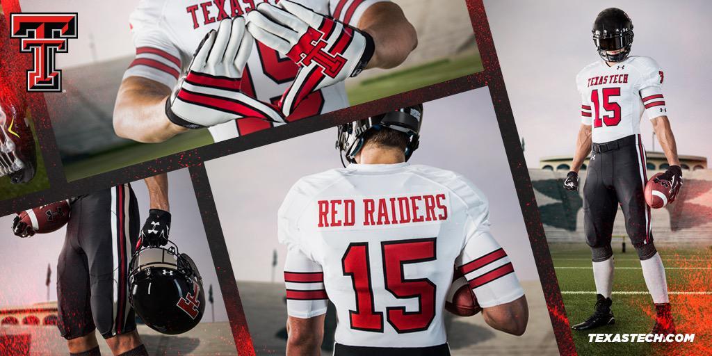 sports shoes 5f8b3 538cb Texas Tech Red Raiders on Twitter: