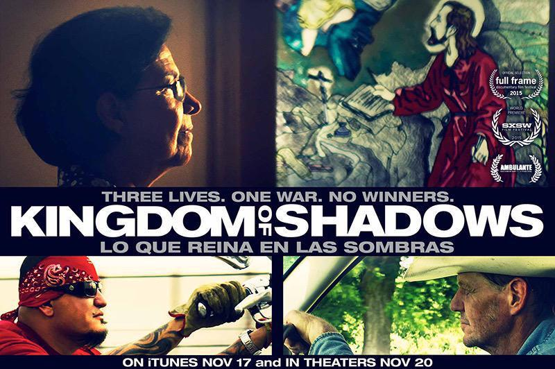 Just watched #kingdomofshadows. Great binational work on the disappeared in Mexico and the drug traffic to US #EIJ15 http://t.co/5of7Z7Oph7