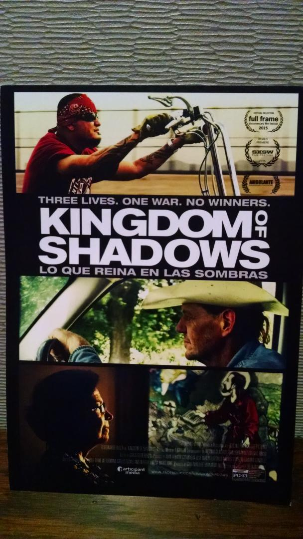 Excellent documentary about people involved in drug war in Mexico, U.S., compelling stuff #kingdomofshadows #EIJ15 http://t.co/Tgj0RlWEHb
