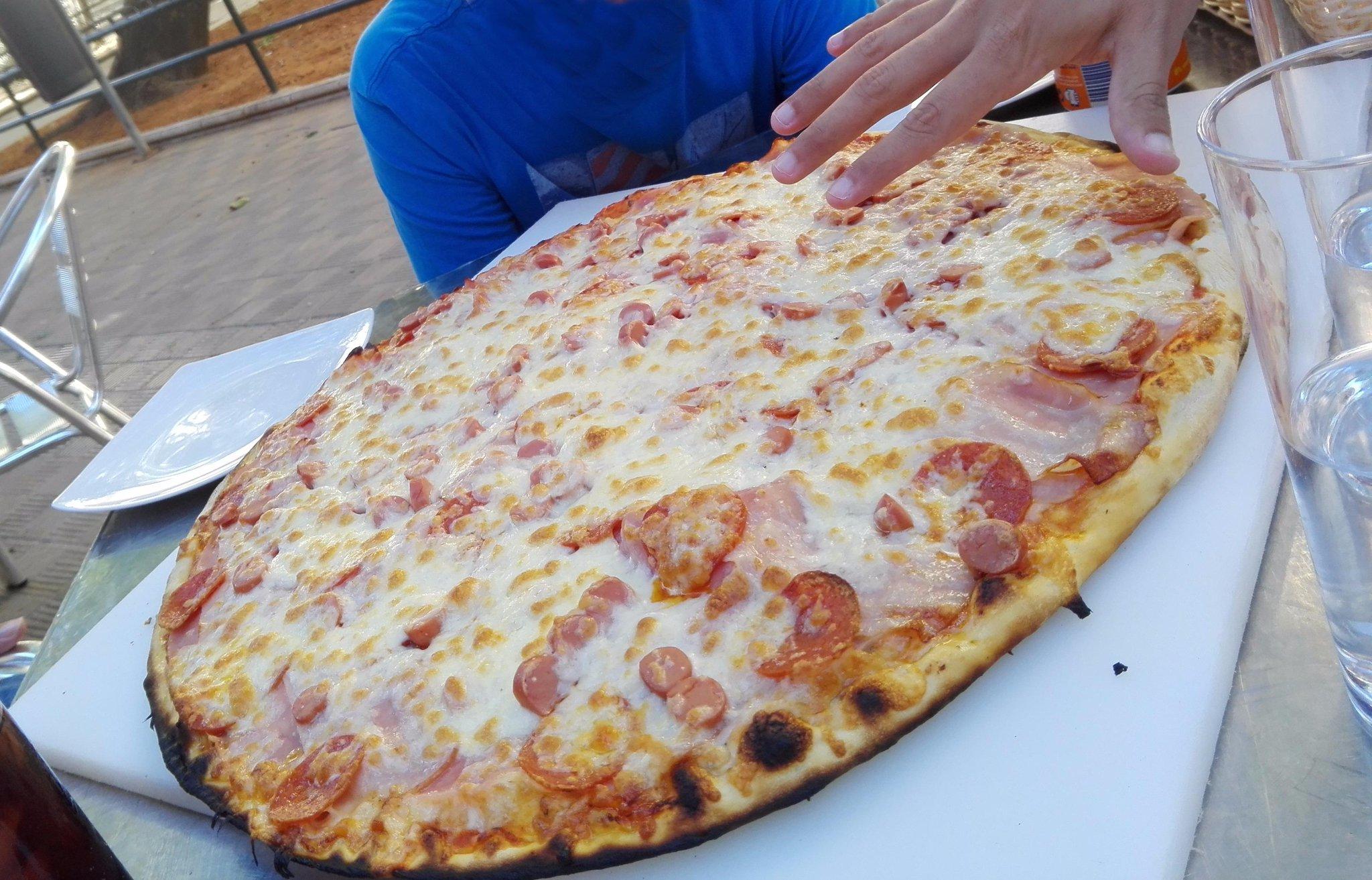 Pizzería María Sevilla