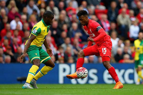 ไฮไลท์  Liverpool 1 - 1 Norwich City