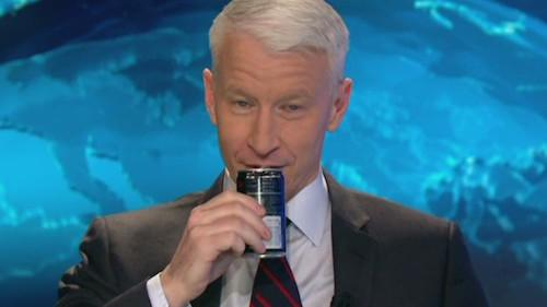 Anderson Cooper lies about Trump Muslim remarks