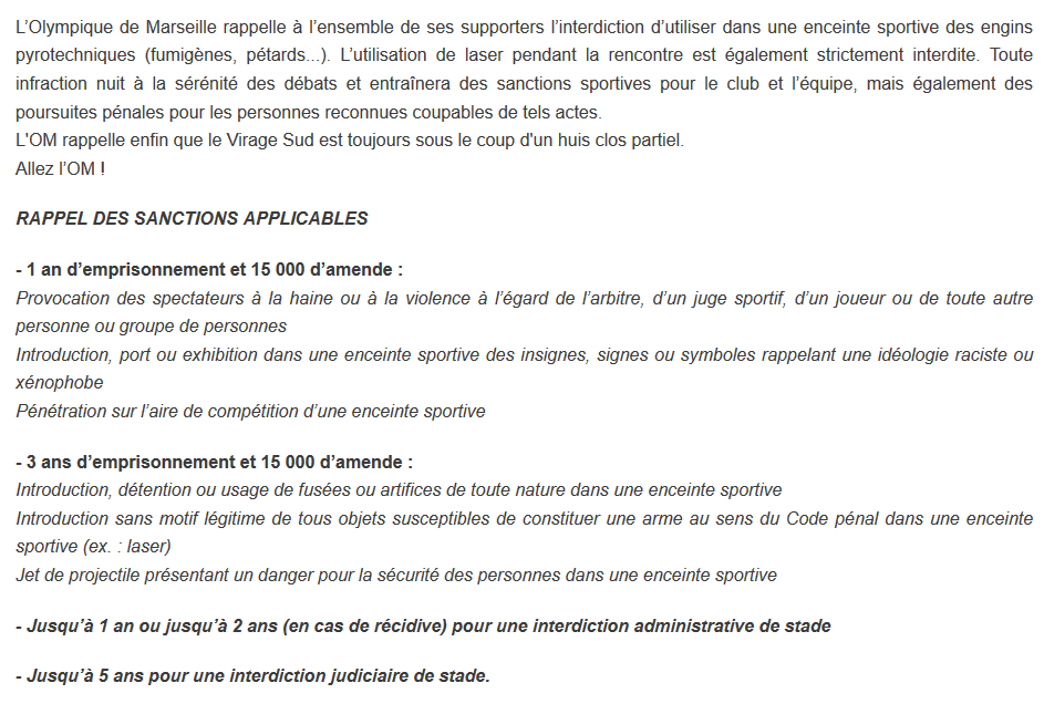 [Stade Vélodrome] Le nouveau chœur de Marseille - Page 23 CPWQbQIXAAE5ynx