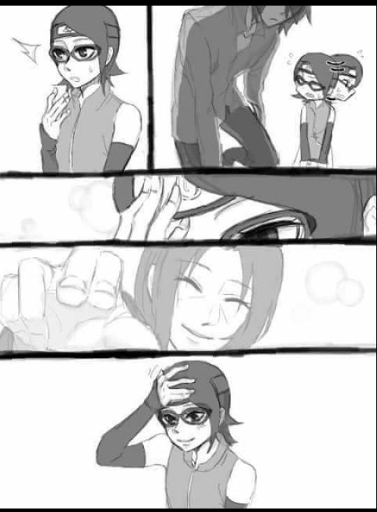 fanfic meet sasuke and sakura