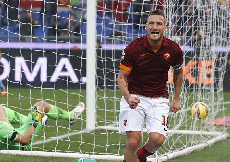 Video: AS Roma vs Sassuolo