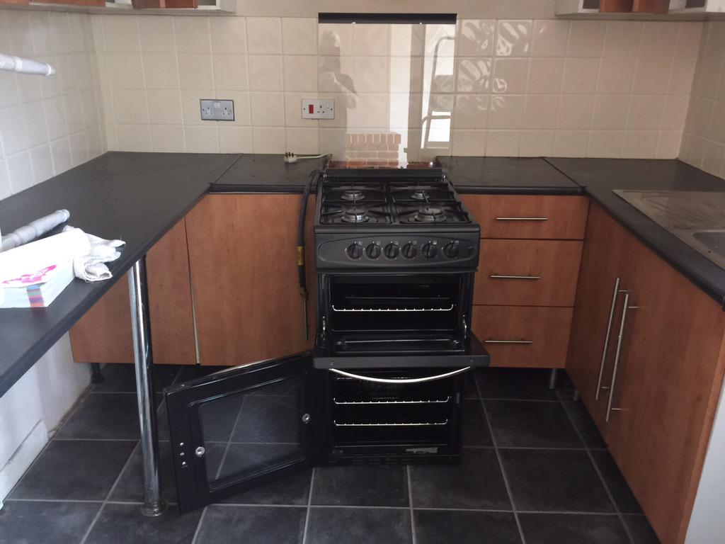 36 double oven gas range