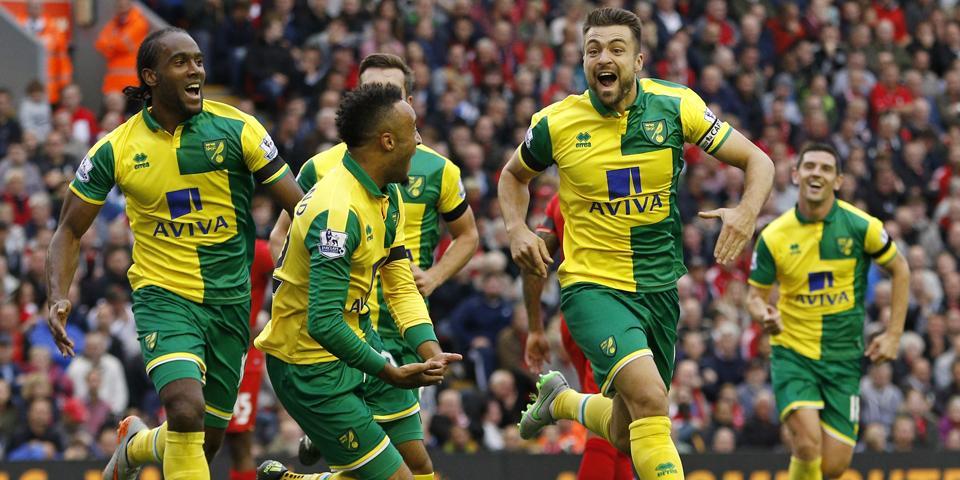 Video: Liverpool vs Norwich City