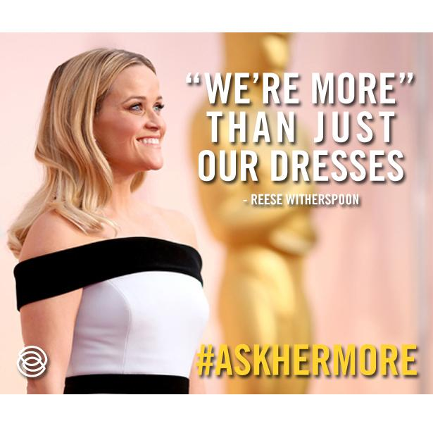 Who's ready? So excited to #AskHerMore at the #Emmys! http://t.co/hGRewCnxTq http://t.co/23Pf2gC5ga